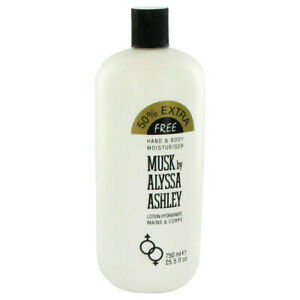 Alyssa Ashley Musk by Houbigant Body Lotion 25.5 oz for Women