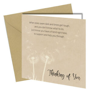 #1485 Sympathy Cards Bereavement Condolence Mourning Sorry For Your Loss Death