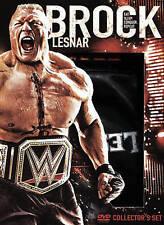 WWE: Brock Lesnar - Eat. Sleep. Conquer. Repeat. (Blu-ray Disc, 2016, 2-Disc...