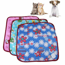 Pet Warm Winter Electric Heated Heating Heater Pad Mat Blanket Bed Dog Cat New