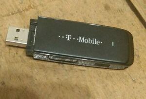 T-Mobile 3G Mobile Broadband USB Dongle Stick 120 ZTE MF626 - VGC