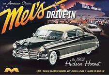 Moebius 1952 Hudson Hornet Mel's Drive In 1/25 plastic model car kit new 1216