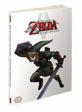 The Legend of Zelda Wii SEALED Twilight Princess video game book premiere