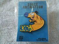 DOG Catdog enamel pin Zobie Animation Box exclusive Limited 225 Nickelodeon