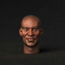 "12 ""figure headplay Spartacus: blood and Sand doctore peter mensah 1/6 modèle chef"