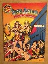 SUPER ACTION avec WONDER WOMAN - T7
