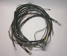 Kabelbaum / Kabelsatz für Simson Schwalbe KR51/1 , KR51/2 mit Schaltplan