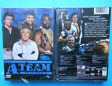 cofanetto box 6 dvd serie tv a team a-team stagione 4 the a-team quarta stagione