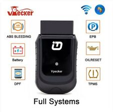 Vpecker EasyDiag V10.2 Wifi OBDII Full Systems Car Diagnostic Tool Auto Scanner