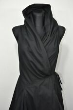 ALL SAINTS ADITYA DRESS BLACK size US4 UK8