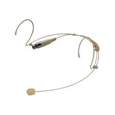 Microfono Headset Proel Hcm23 Ambra Condensatore Mini Xlr4