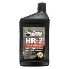 Joe Gibbs 02006 HR-2 10W-30 Conventional Hot Rod Oil - 1 Quart