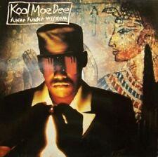 Kool Moe Dee - Funke Funke Wisdom - New Vinyl Record  LP