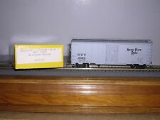 "Accurail Special Nickel Plate Road ""Silver"" 40' Aar Steel Box Car #8507 Blt-up"