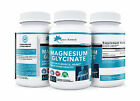 Magnesium Glycinate Supports Muscle, Heart, Nerve Bone Health 60 Veggie Capsules