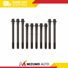 Head Bolts Fit 88-97 Toyota Corolla Celica Geo Prizm 4AGE 4AGELC 4AFE 7AFE