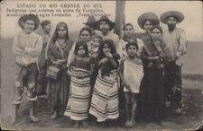 """BRAZIL INDIOS RGS INDIGENAS QUE EXISTEM NA SERRA DA FORQUILHA """"TRIBU COROADOS"""""""