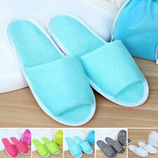 Unisex Winter Warm Home&House Indoor Shoes Non-Slip Cotton Sandals Slippers HOT