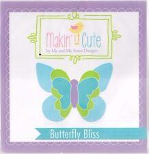 Butterfly Bliss - cute butterfly template pack - Makin' It Cute