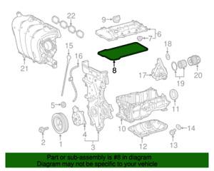 Genuine Toyota/Scion Corolla C-HR Matrix IM Valve Cover Gasket 11213-37021