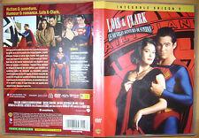 LOIS & CLARK LES NOUVELLES AVENTURES DE SUPERMAN INTEGRALE SAISON 2 COFFRET 6 DV