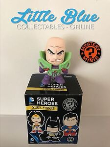 * DC Super Heroes * Funko Mystery Minis * Lex Luthor * 1/24 *  Superheroes