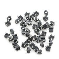 50pc6*6*4.5mm Tact Switch Tactile Push Button Switch Kit Sets 4P Micro Switch FE
