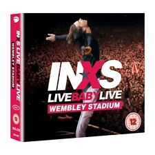 INXS: Live Baby, Live (with CD) [DVD]