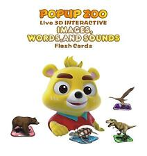 IVIEW popup Zoo Interactive 3D Flash Cards Game