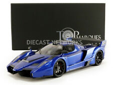 TOP MARQUES GEMBALLA MIG U1Blue Metallic in 1/18 Scale New Release! In Stock!