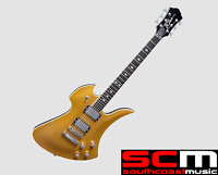 RRP $1499 BC RICH PRO X MOCKINGBIRD GOLD TOP HARDTAIL ELECTRIC GUITAR BCPXMHGT