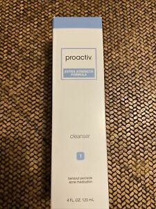 Proactiv Extra Strength Formula Acne Cleanser Benzoyl Peroxide 4 Oz Exp 2022 New