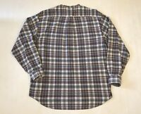 Men's Banded Collar Shirt  (Tommy Hilfiger)  Size- Large