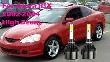 LED For Acura RSX 2002-2004 Headlight Kit H1 6000K White CREE Bulbs HIGH Beam