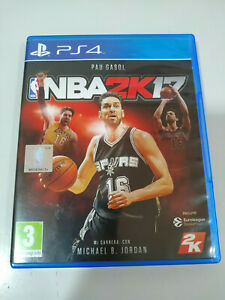 NBA 2K17 NBA 2K SPORTS Pau Gasol - Set PLAYSTATION 4 PS4 sony