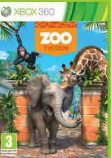 Zoo Tycoon (Microsoft Xbox 360, 2013) Very Good Condition