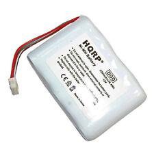 HQRP Batería para Logitech Squeezebox Wi-Fi Internet Radio (Negro, Rojo, Blanco)