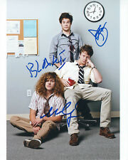 WORKAHOLICS AUTOGRAPHED PHOTO SIGNED 8X10 #5 ADAM BLAKE ANDERS