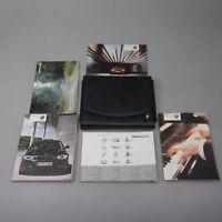 BMW 1 Series E81 E87 LCI Owner's Handbook Service Booklet Pouch Case Wallet