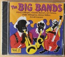 Die großen Big Bands Vol.2 - Dizzy Gillespie, Charlie Barnet u.a. - CD neu & OVP