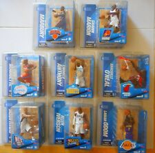 SET MCFARLANE S8 NBA/ALLEN IVERSON/SHAQUILLE O'NEIL/CARMELO ANTHONY/MARBURY