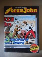 BOOK LIBRO FORZA JOHN Suppl. Intrepido Classic n°9 1994 - 236 pagine [P5]