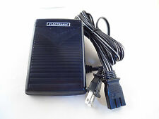 Foot Control Pedal Power Cord Euro-Pro 1260,1260DX,415,440DX,7132,7133,7500
