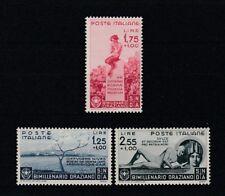 FRANCOBOLLI - 1936 REGNO ORAZIO POSTA ORDINARIA MNH Z/7525