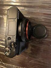 Sony Cyber-shot RX100 V 20.1MP Digital Camera - Black (Kit w/ 24-70mm Lens)