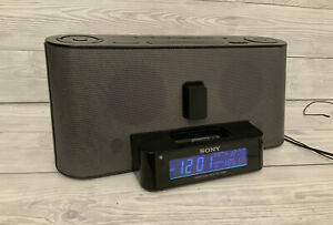 Sony Dream Machine ICF-C1iP Mk2 iPod / iPhone Dock Clock Radio Alarm