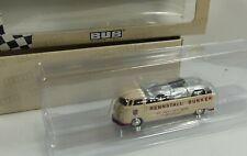 BUB 07175 VW T1 Renntransporter Porsche 550 Bunker     Stück OVP 1:87