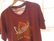 Vtg 80s Buffalo National River Arkansas CANOE IT 50/50 Surf Skate T Shirt M L