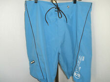 Mens Counter Culture Sky Blue Boardshorts Size 37