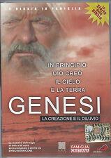 Dvd Video **GENESI** Le Storie della Bibbia storico / religioso Nuovo